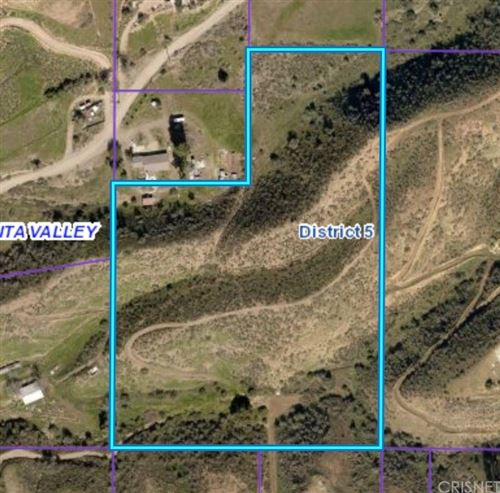 Photo of 0 Vac/Vic Vallejo Rd/Lavery Cany Road, Agua Dulce, CA 91350 (MLS # SR21030613)