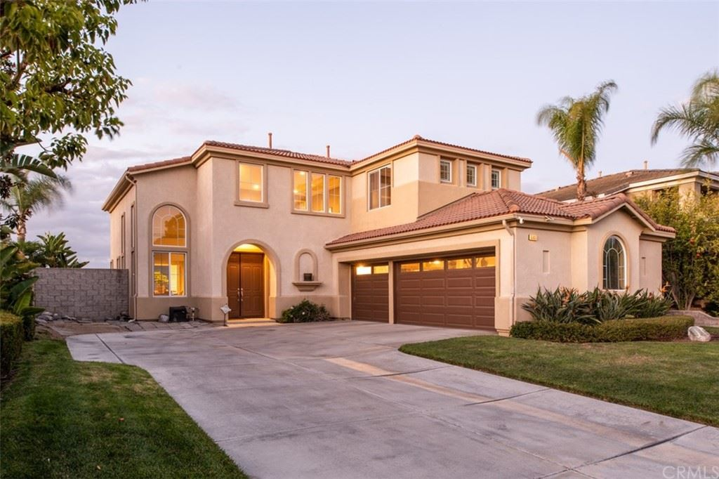 5465 E Full Moon Court, Anaheim, CA 92807 - MLS#: OC21228613