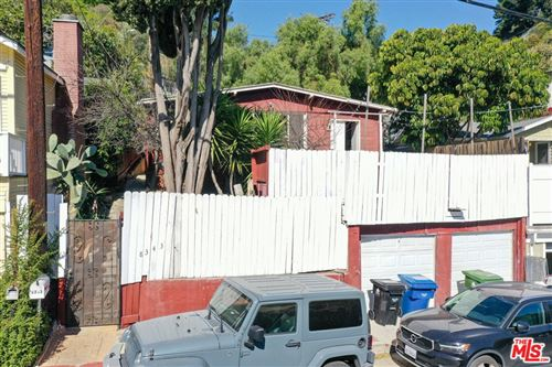 Photo of 8343 Ridpath Drive, Los Angeles, CA 90046 (MLS # 21700614)