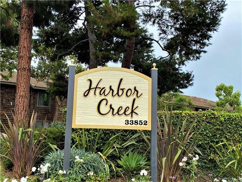Photo of 33852 Del Obispo Street #44, Dana Point, CA 92629 (MLS # IV21164614)
