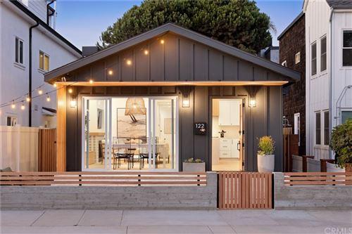 Photo of 122 E Bay Avenue, Newport Beach, CA 92661 (MLS # PW21224614)