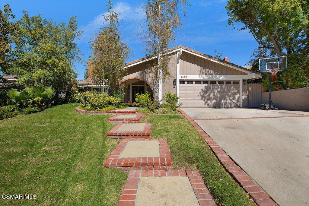 28819 Barragan Street, Agoura Hills, CA 91301 - #: 221005614