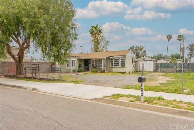 160 E 3rd Street, Perris, CA 92570 - MLS#: IV21082614