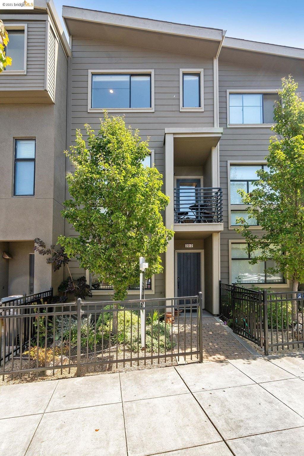 2012 Market St, Oakland, CA 94607 - MLS#: 40965615