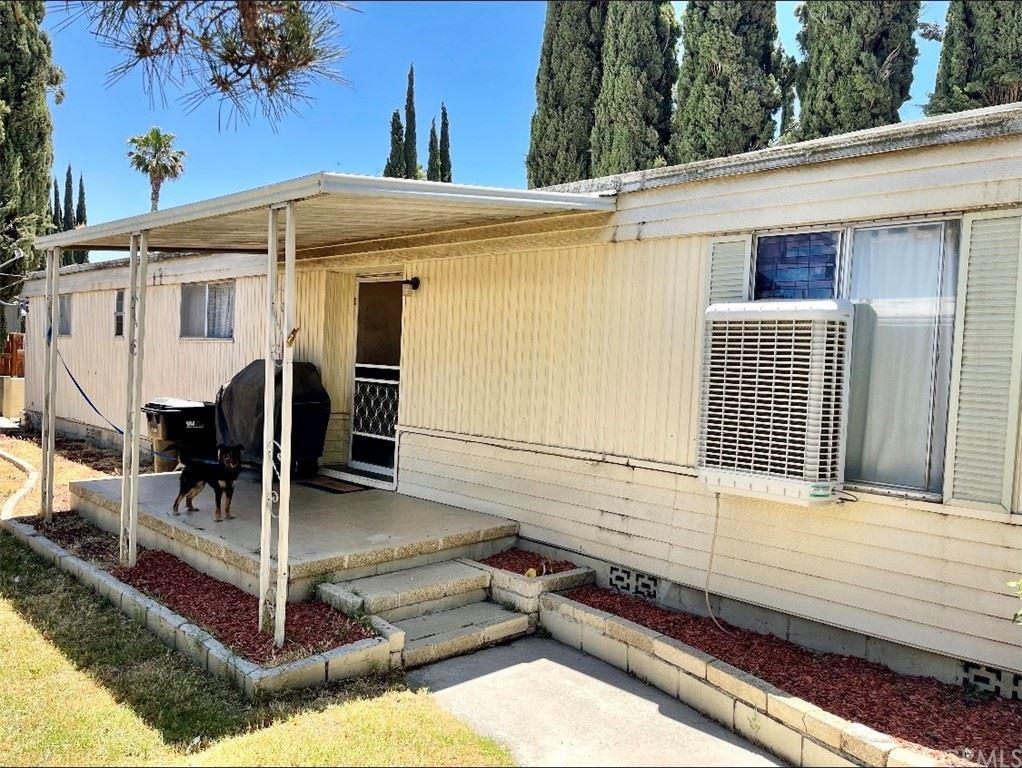 5800 HAMNER AVE #538, Eastvale, CA 91752 - MLS#: EV21194615