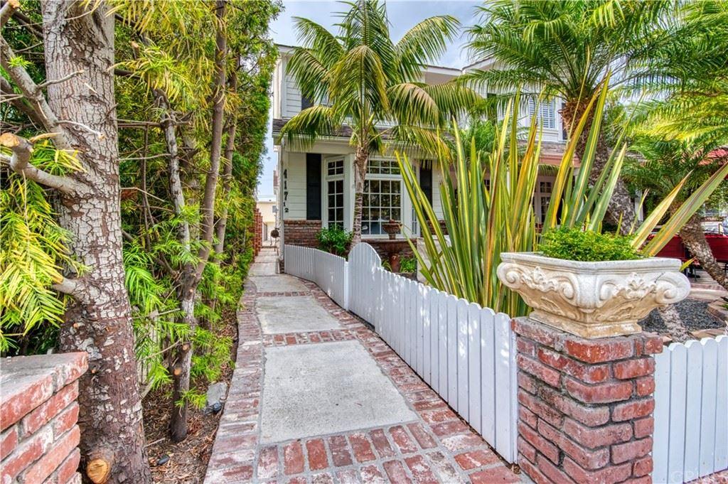 417 Orchid Avenue #B, Corona del Mar, CA 92625 - MLS#: NP21222615