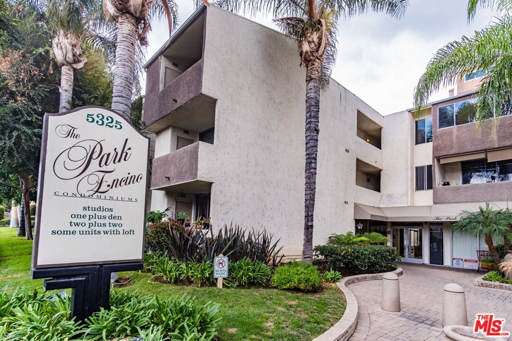 Photo of 5325 Newcastle Avenue #228, Encino, CA 91316 (MLS # 21794616)
