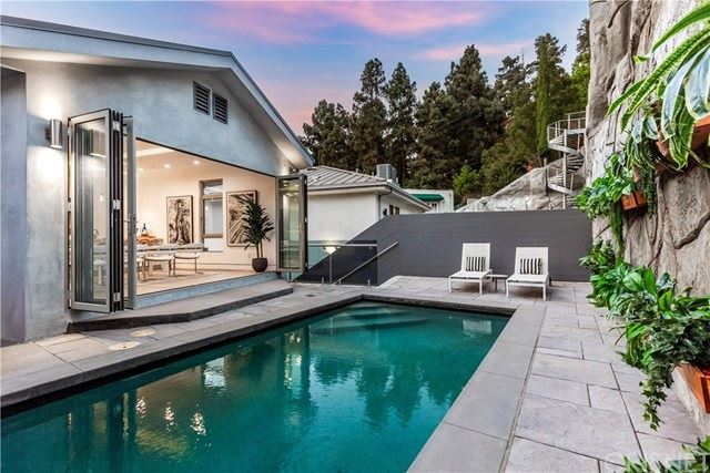 Photo of 2440 Holly Drive, Hollywood Hills, CA 90068 (MLS # SR20223616)