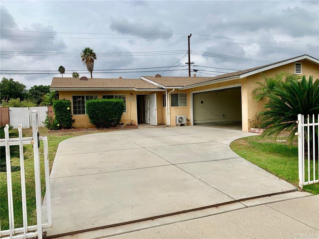 1153 Stovall Avenue, Hacienda Heights, CA 91745 - MLS#: WS21190617
