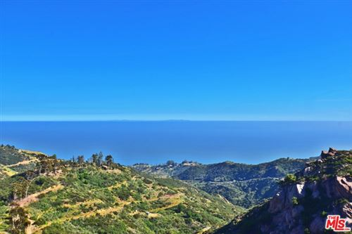Photo of 0 Carbon Canyon Road, Malibu, CA 90265 (MLS # 20600618)
