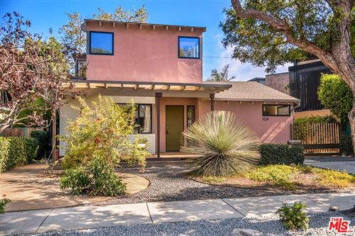 Photo of 1124 Ozone Avenue, Santa Monica, CA 90405 (MLS # 21779618)