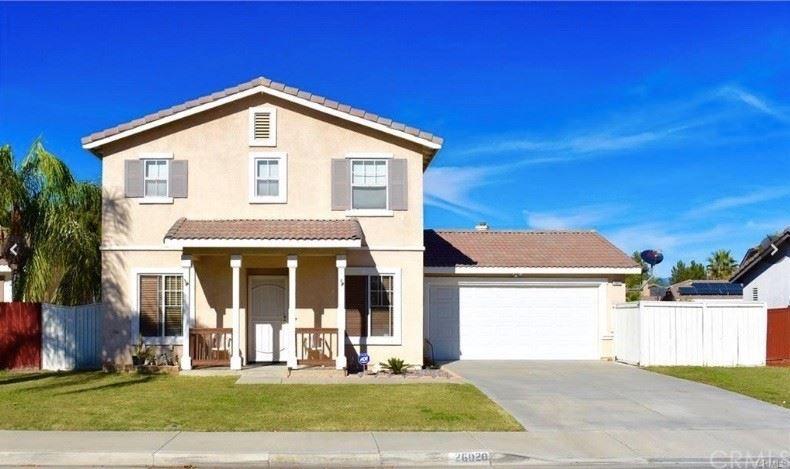 26020 Casa Encantador Road, Moreno Valley, CA 92555 - MLS#: EV21166618