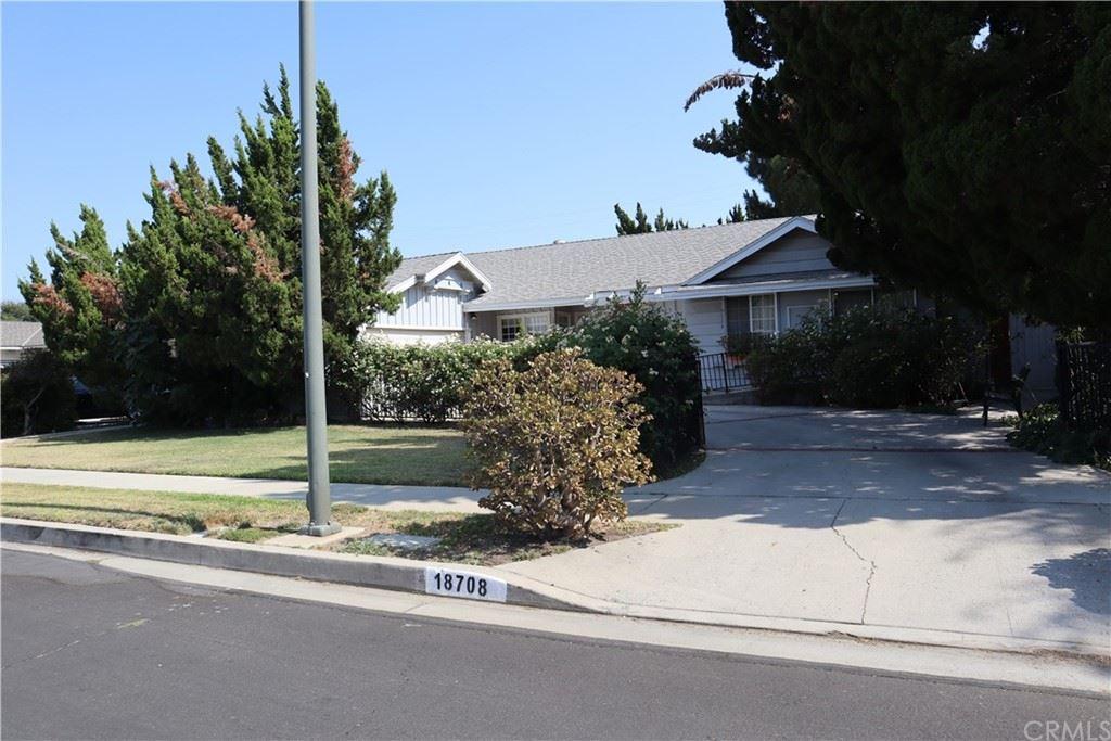 18708 Schoenborn Street, Northridge, CA 91324 - MLS#: RS21156618