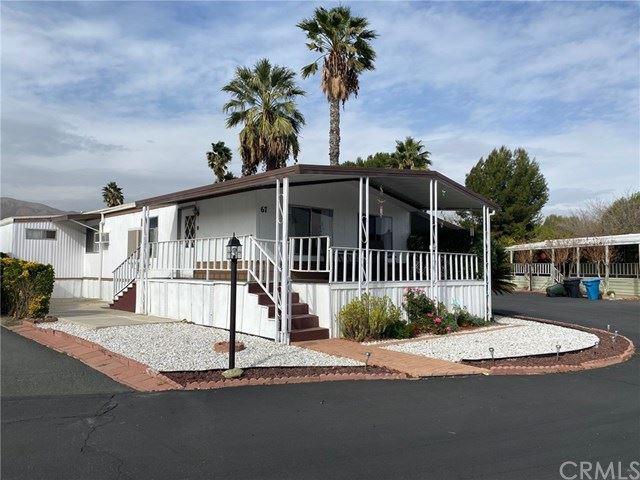 32900 Riverside Drive #67, Lake Elsinore, CA 92530 - MLS#: SW21011618