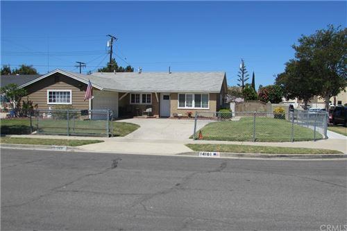 Photo of 14101 Deanann Place, Garden Grove, CA 92843 (MLS # OC21126619)