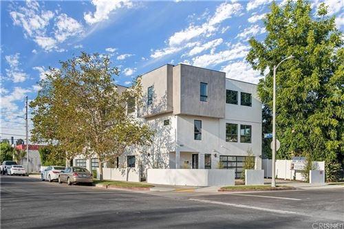 Photo of 14157 Tiara Street #101, Sherman Oaks, CA 91401 (MLS # SR21235619)