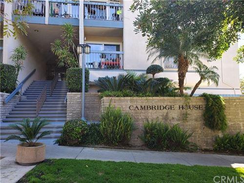 Photo of 5650 Cambridge Way #8, Culver City, CA 90230 (MLS # SW21088619)