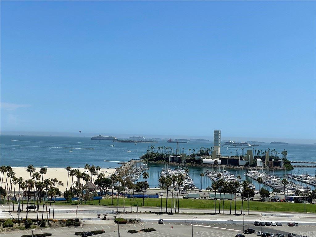 525 E Seaside Way #1105, Long Beach, CA 90802 - MLS#: OC21098619