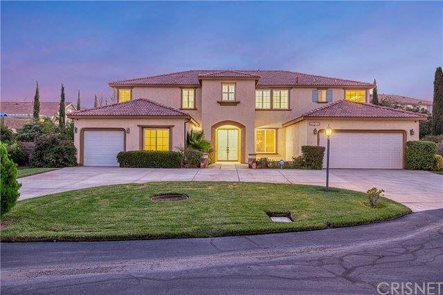 40931 Oakgrove Court, Palmdale, CA 93551 - #: SR20185619