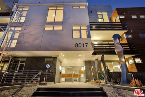 Photo of 8017 W NORTON Avenue #203, West Hollywood, CA 90046 (MLS # 20582620)