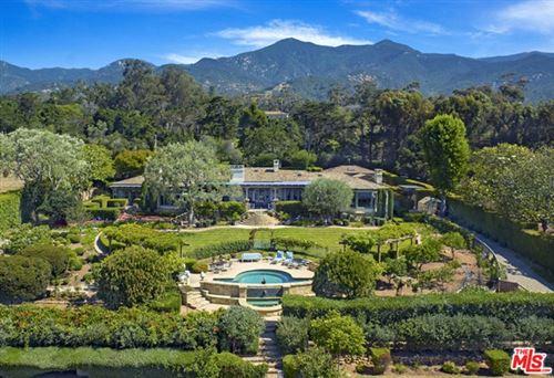 Photo of 665 Picacho Lane, Santa Barbara, CA 93108 (MLS # 20650620)
