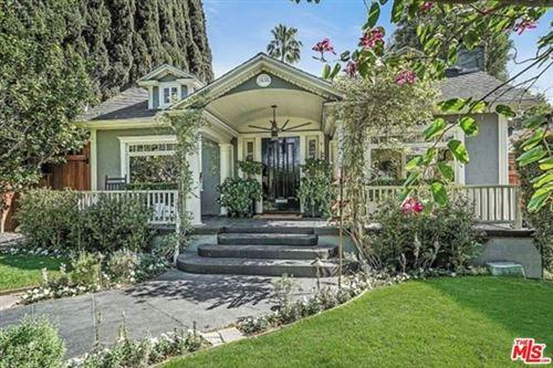 Photo of 1438 N Spaulding Avenue, Los Angeles, CA 90046 (MLS # 21697620)