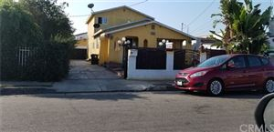 Photo of 122 W 94th Street, Los Angeles, CA 90003 (MLS # IN18291620)