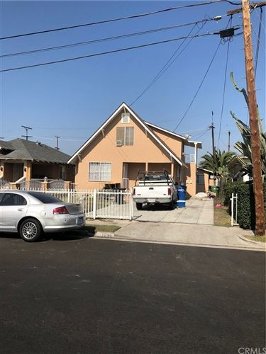 Photo of 1653 E 41st Place, Los Angeles, CA 90011 (MLS # IV19196620)