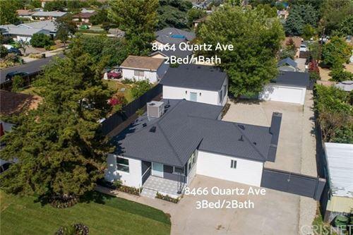 Photo of 8466 Quartz Avenue, Winnetka, CA 91306 (MLS # SR20096620)