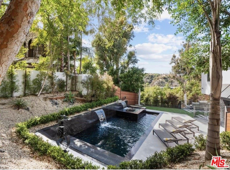 Photo of 2315 Gloaming Way, Beverly Hills, CA 90210 (MLS # 21764620)