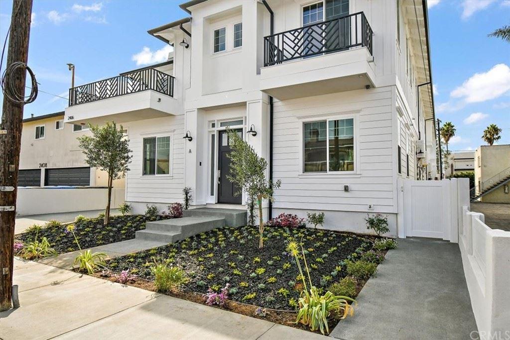2406 Mathews Avenue #A, Redondo Beach, CA 90278 - MLS#: SB21216620