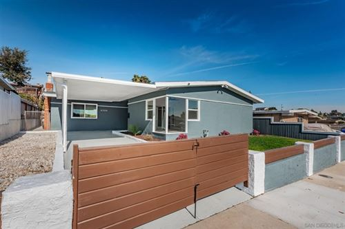 Photo of 4888 Bunnell St, San Diego, CA 92113 (MLS # 200052621)