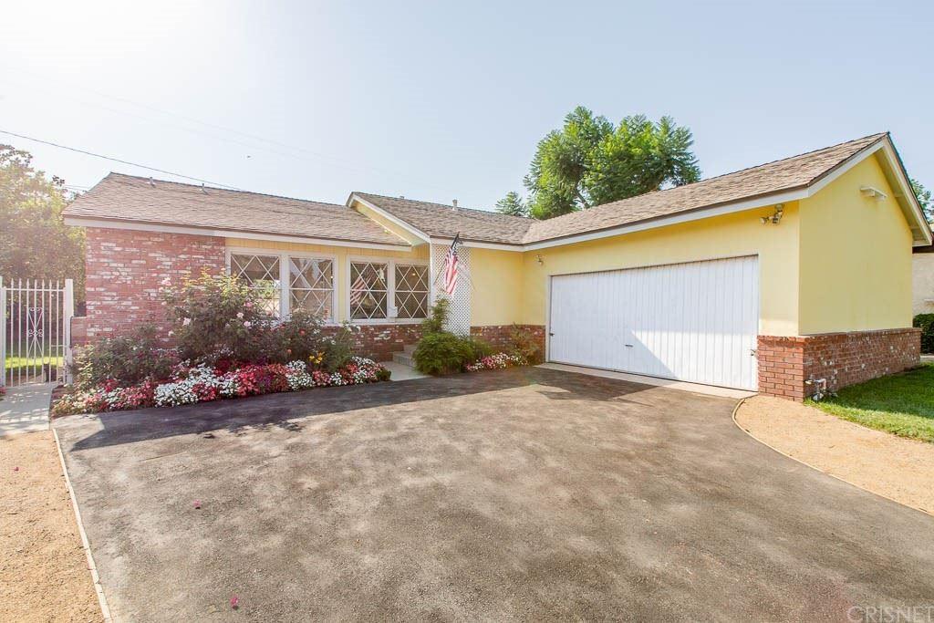Photo for 20619 Cohasset Street, Winnetka, CA 91306 (MLS # SR21154621)