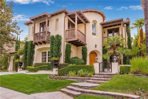 Photo of 27001 Mirasol Street, Valencia, CA 91355 (MLS # SR21207622)
