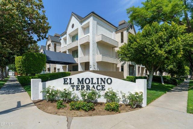 300 N El Molino Avenue #205, Pasadena, CA 91101 - MLS#: P1-4622