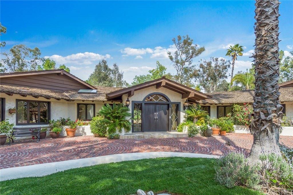 23847 LONG VALLEY Road, Hidden Hills, CA 91302 - #: SR21148622