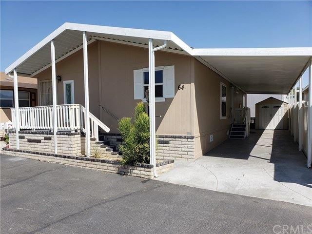 17555 Corkhill #64, Desert Hot Springs, CA 92241 - MLS#: SW20206622
