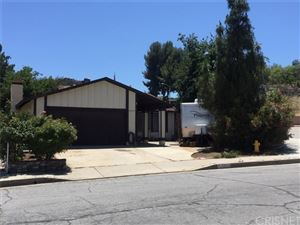 Photo of 28014 Nares Drive, Castaic, CA 91384 (MLS # SR19123623)