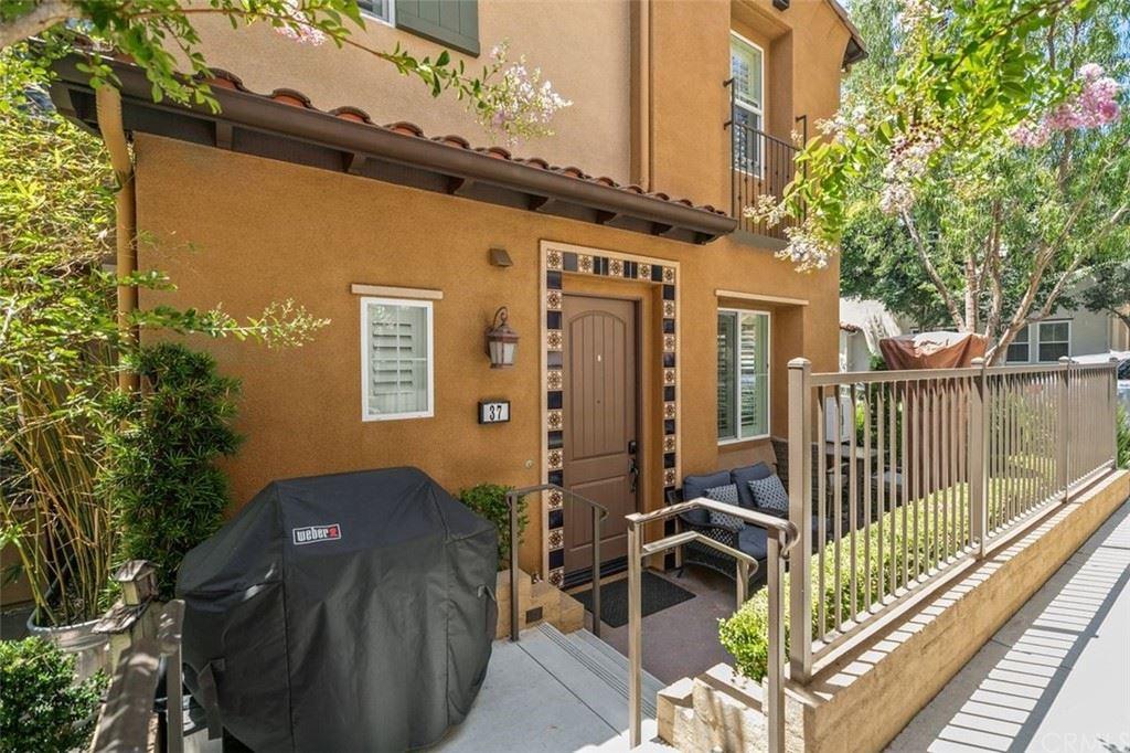 37 Playa Circle #H, Aliso Viejo, CA 92656 - MLS#: OC21165623