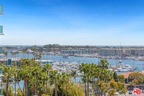Photo of 13600 MARINA POINTE Drive #901, Marina del Rey, CA 90292 (MLS # 20579624)