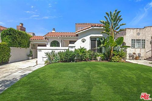 Photo of 1815 S Mansfield Avenue, Los Angeles, CA 90019 (MLS # 20603624)