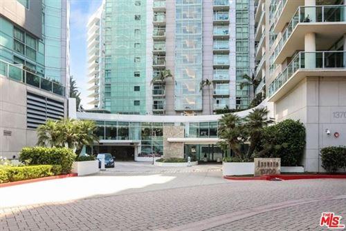 Photo of 13700 MARINA POINTE Drive #618, Marina del Rey, CA 90292 (MLS # 20650624)