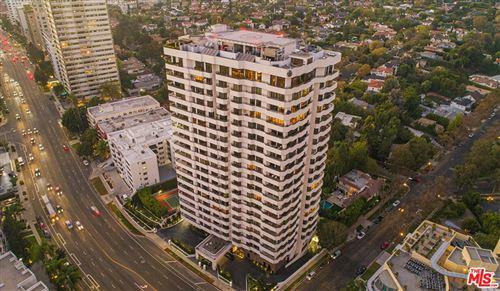Photo of 10601 Wilshire Boulevard #1403, Los Angeles, CA 90024 (MLS # 21765624)