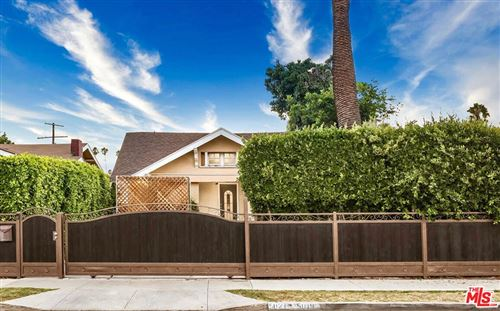 Photo of 5021 S Gramercy Place, Los Angeles, CA 90062 (MLS # 21768624)