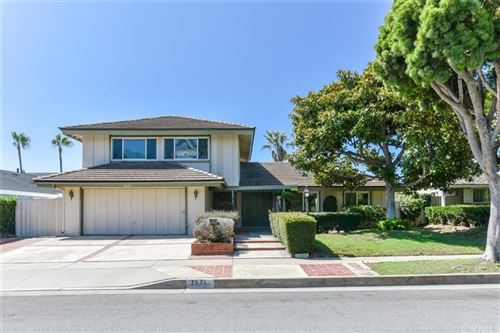 Photo of 2633 Bamboo Street, Newport Beach, CA 92660 (MLS # OC21163624)