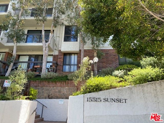 15515 W Sunset Boulevard #208, Pacific Palisades, CA 90272 - MLS#: 21727624