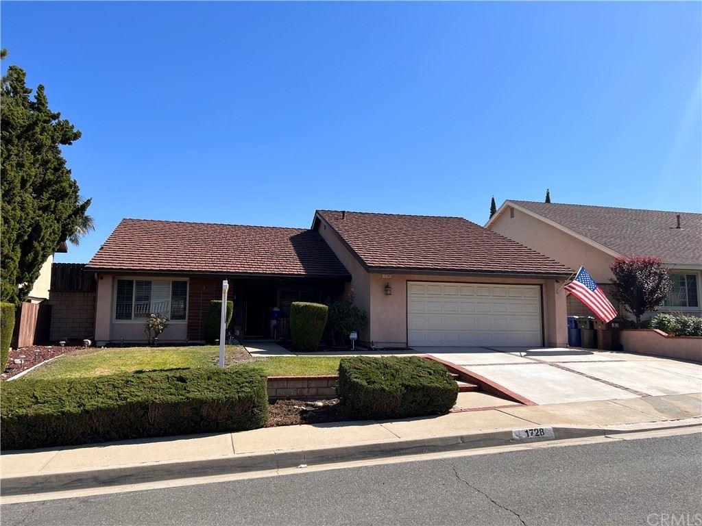 1728 Lark Tree Way, Hacienda Heights, CA 91745 - MLS#: PW21227624