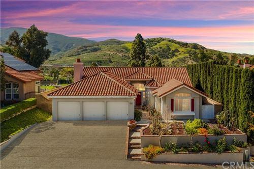 Photo of 28640 Brush Canyon Drive, Yorba Linda, CA 92887 (MLS # PW21075625)
