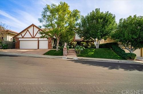 Photo of 5970 Woodland View Drive, Woodland Hills, CA 91367 (MLS # SR21006625)