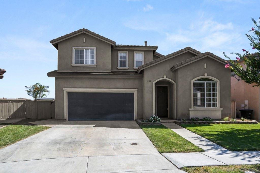 1408 Pearson Springs Ct, Chula Vista, CA 91913 - MLS#: 210026625